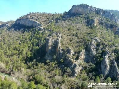 Hundido de Armallones - Alto Tajo; rutas y viajes; excursiones con niños; hiking;amigos